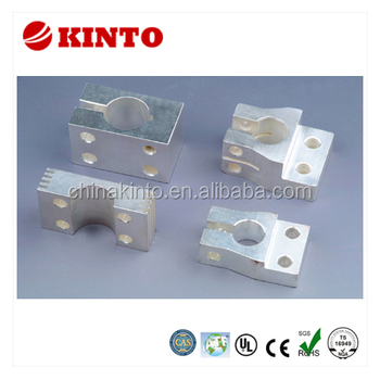 Copper clamp for VCB