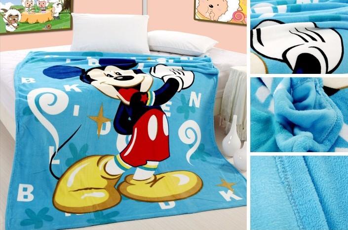 couverture polaire bébé disney 2014 porcelaine jolie bande dessinée pas cher disney corail  couverture polaire bébé disney