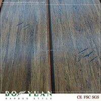 BY ancient mould proof strand woven bamboo flooring for room