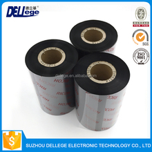 Dellege Thermal Transfer Wax, Resin,Wax/Resin Ink Custom Barcode Ribbon For Printer