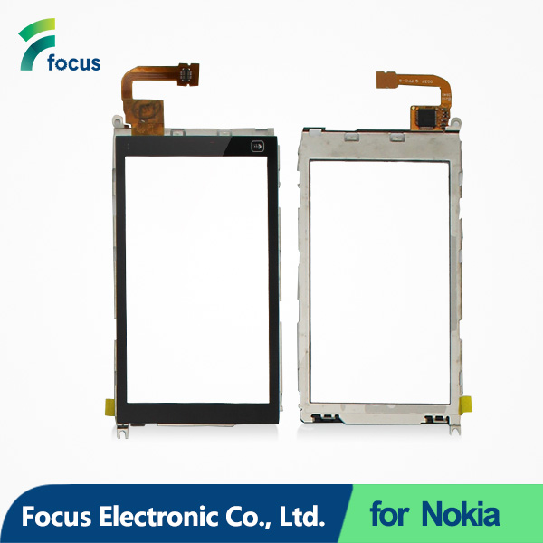 China supplier high quality lcd touch screen for nokia x6