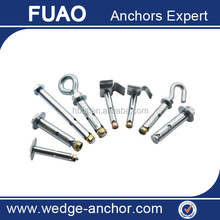 China supplier Expansion bolt sleeve anchor with O,C type for Israel