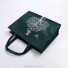 2018 china suppliers new products high quality non-woven wine bag shopping bag