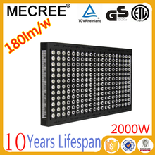 Most powerful Meanwell driver outdoor light 2000w led flood lamp