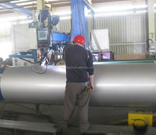 customized stainless steel welded taper pipe