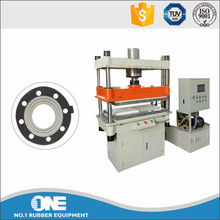 50T 63T rubber plate sulphuration press sealing rings/pad/washer making machine