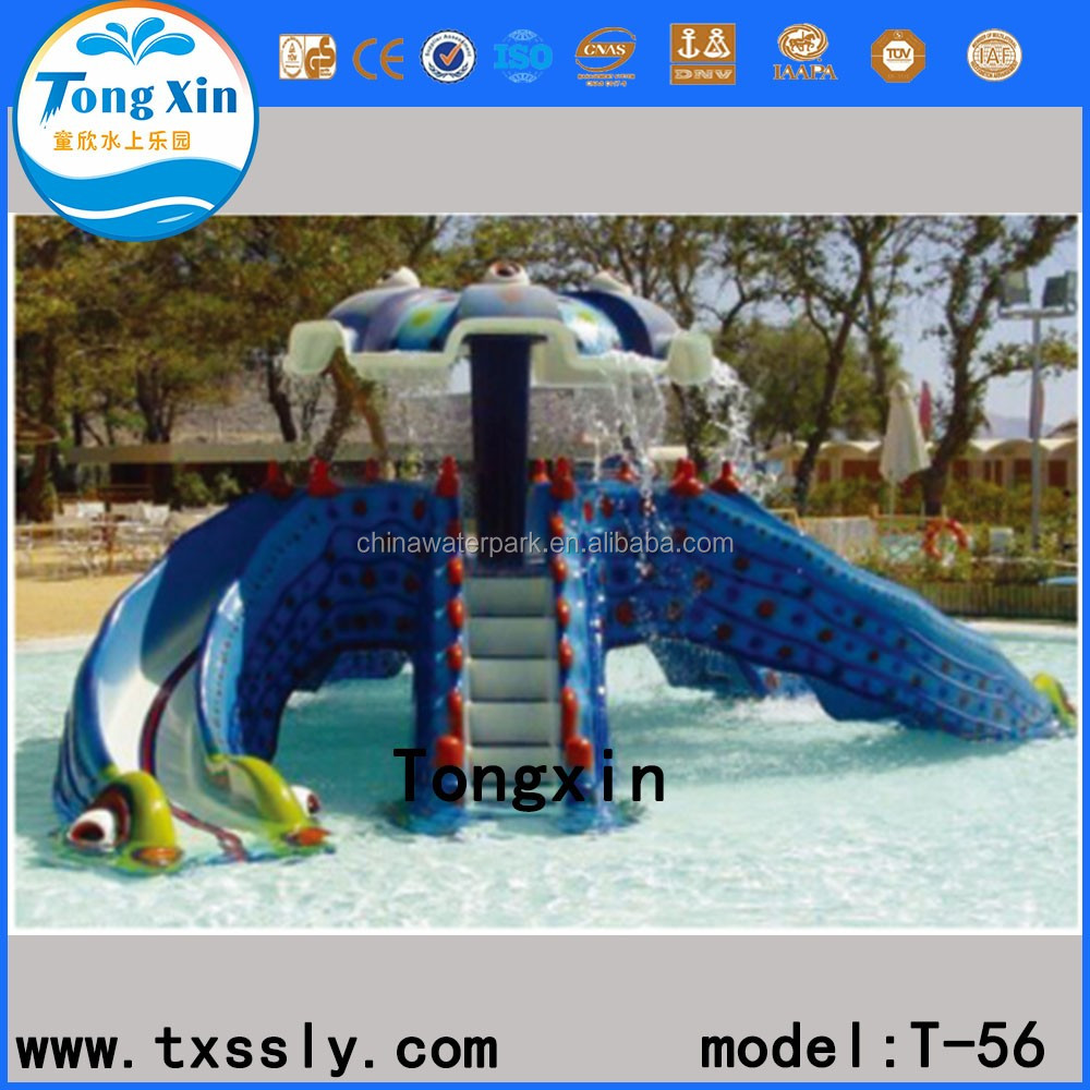 2019 Newest kids water play for spray parks