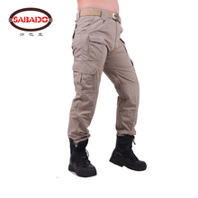 2017 new man combat trousers military tactical pant pockets cargo pants