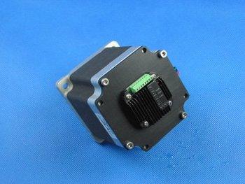 Nema34 86mm integrated stepper motor with step drives for Nema 34 stepper motor driver