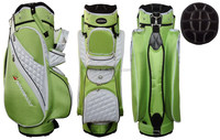 14 dividers golf bag