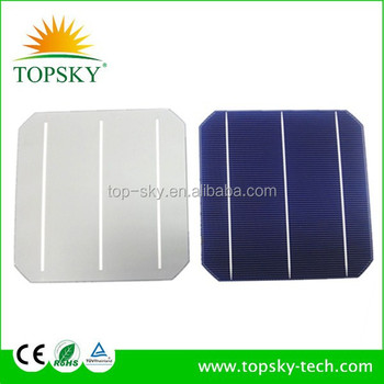 2015 best-seller 156mmx156mm mono solar cells 6*6