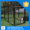 Outdoor Dog Fence / Iron Fence Dog Kennel / Outdoor Temporary Dog Fence