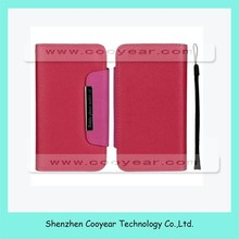 New 2 in1 Wallet Magnetic PU Leather Hard Case Cover For Apple IPhone 5G 5S