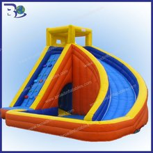2012 best quality plastic swings and slides