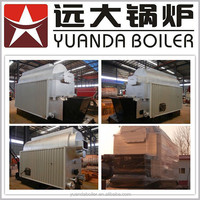 automatic high efficiency coal fired central heating boiler for packing and stick industry