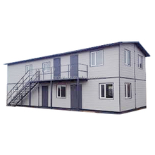 Different function folding porta cabin movable booth container house