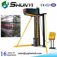 Advanced cling film rotary wrapping machine