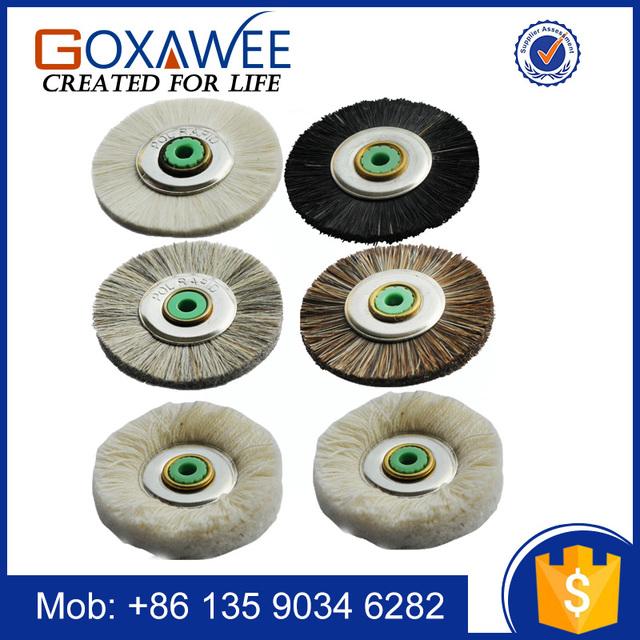 100pcs/pack Abrasive Tools Jewelry Polishing Brush 48mm Polishing Wheels Brush Polish Discs Grinding Wheels