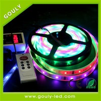 magic digital dream color rgb led strip new type product