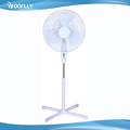 2017 New industrial fan Plastic blades high quality high efficient floor 20 inch doublestand fan