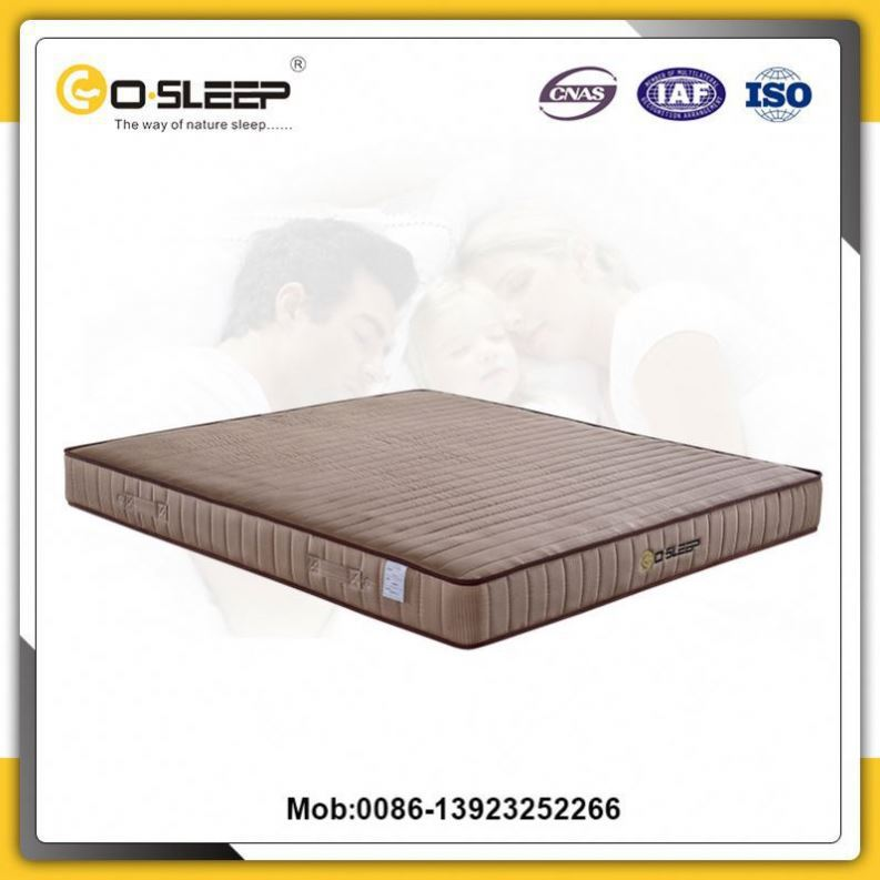 China factory sleep well spring bed mattress for hotels