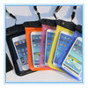 Factory price waterproof phone pouch/waterproof cell phone bag/waterproof bag for mobile