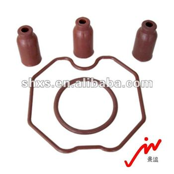 Red Color Nitrile Rubber Carburetor Seal Parts