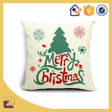 Wholesale Christmas 2016 Kids Throw Pillow Case Cushion Cover