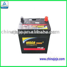 Lead acid battery N40 MF 12V40AH VISCA