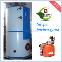 auto diesel / light oil fired boilers conveninent installation from China manufacturers