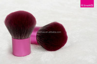 Fashion wholesale kabuki makeup brush blush brush powder brush