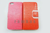 Colorful Leather Wallet Stand Case with Business Credit Card Holder for iphone 5c