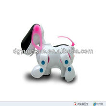 2015 newest toy, electronic barking dog toy for kids Children, Robotic Playful Pet Electronic Dog Robot Toy for Kids
