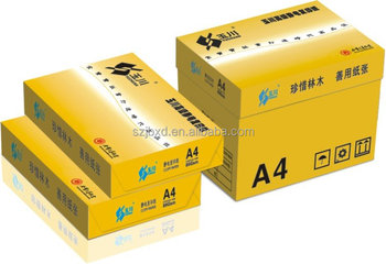 Factory Direct Sale A4 Paper, Copy Paper 80gsm