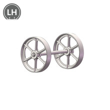 Cast Iron Scrap Alloy 19 Inch Car Alloy Wheels Rims