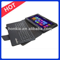 Detachable Leather Case Bluetooth Keyboard for ASUS ME400C