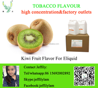 High concentration kiwi flavor for e juice,good smell fruit liquid flavor
