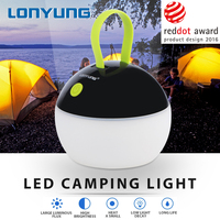 camping supplies 50000h Working Lifetime rechargable camping lantern