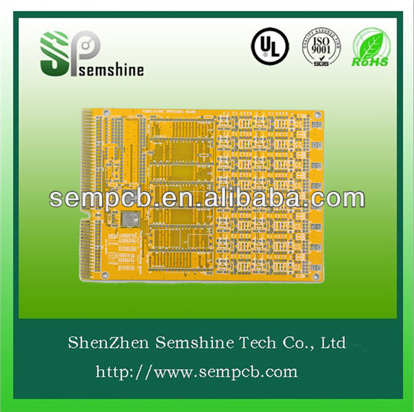 12v electric car heater pcb OEM high quality led pcb manufacturer
