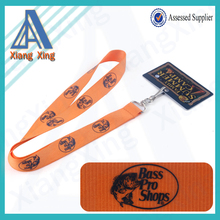 Modern Customized Single Custom Lanyards