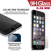High Quality Tempered Glass Screen Protector for iPhone6 plus 5.5inch without Retail Package