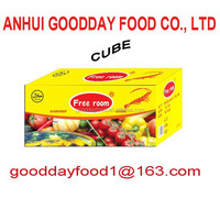 Crevette Shrimp Flavour Bouillon Cube With Low Price Packed By 10g