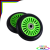 Hot Selling 100mm Skateboard Wheels Cheap Kids Kick Scooter Wheel