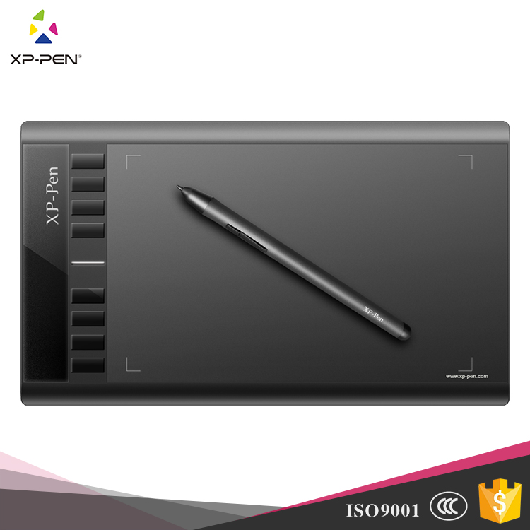 XP-Pen Star 03 10 Inch Usb Powered Graphic Tablet With 8 Customized Shortcuts