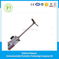 Verified types of propeller pneumatic Agitator