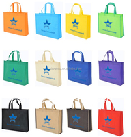 PP Non- Woven Shopping Bag with Lamination