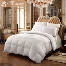 cotton white duvet inner Goose Down feather Quilt camping