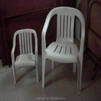 Custom plastic moulded chairs molding