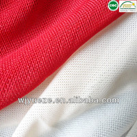 stretch 90% nylon and 10% spandex mesh fabric