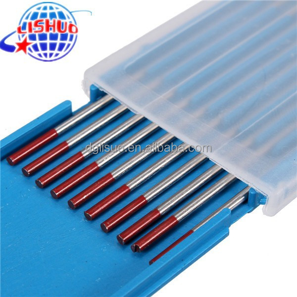 Manufacturer Tungsten Electrode for Tig Welding WT20